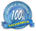 Gwarancja satysfakcji - Każdy klient ma pełne prawo do zwrotu zakupionego towaru w ciągu 14 dni od daty zakupu.